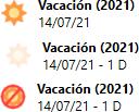 solicitar vacaciones ForTiming